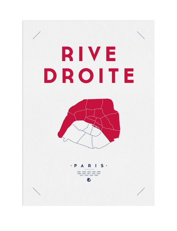 Rive Droite Paris